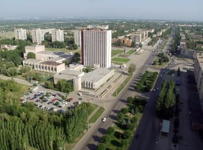 Россия достопримечательности и города город Волжский ВОЛГОГРАДСКАЯ.