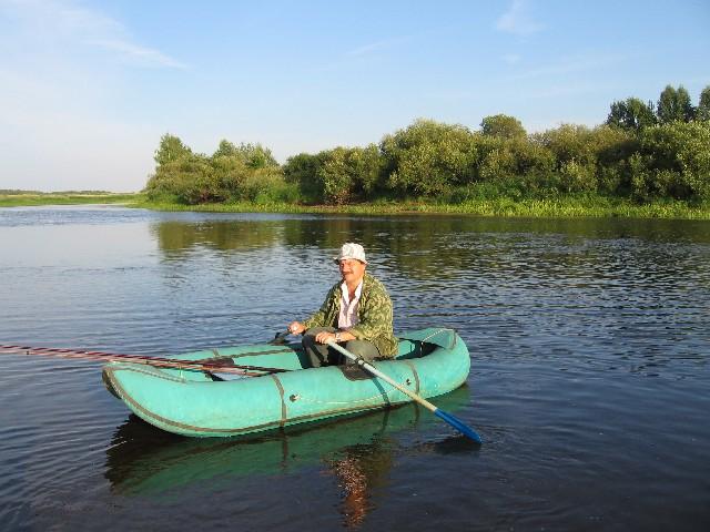 рыбалка в максатихе тверской области