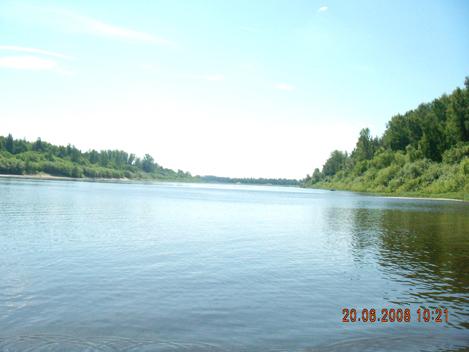 рыбалка в воскресенское нижегородской области