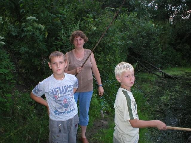рыбалка в дубинино смоленская область
