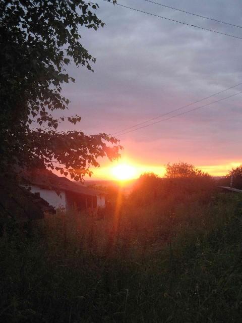 Россия явления природы деревня
