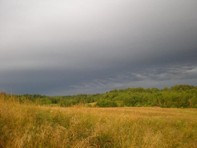 Россия явления природы перед грозой