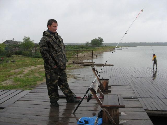 рыболовные базы на реке тобол