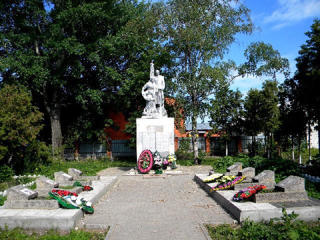 Россия     достопримечательности и города Братская могила КУРСКАЯ ОБЛАСТЬ КАСТОРЕНСКИЙ РАЙОН КАСТОРНОЕ