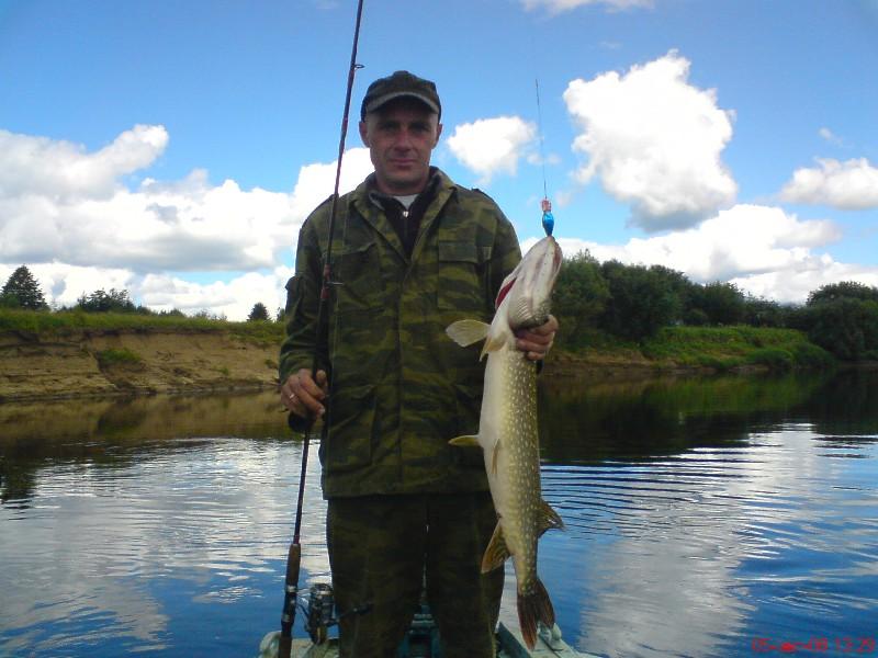 рыбалка на реке мал сок северном районе около дер соковка