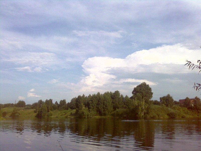 рыбалка озеро тешеничи